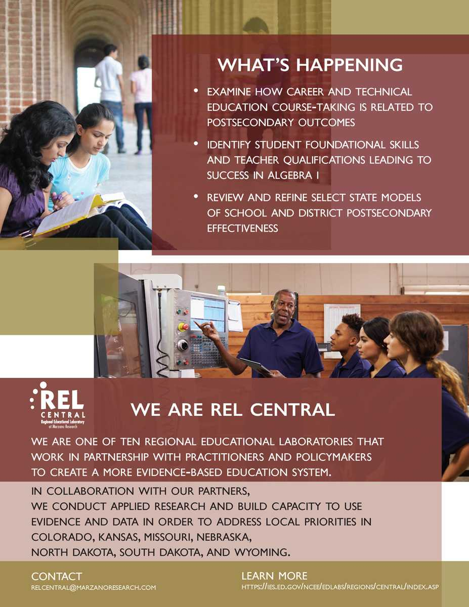 REL Central project example image.